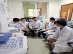 贵州航天医院呼吸科廖江荣主任来院指导工作