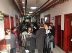 汶川县人民医院圆满完成离退休老干部健康体检