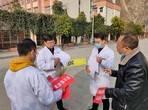 王松柏院长督导检查医联体各成员单位新型冠状病毒肺炎疫情防控工作